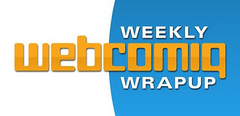 Weekly Webcomic Wrapup is ready for the big game