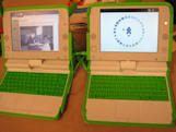 OLPC's XO Generation 1.5 Laptop handled, speed tested - on video!