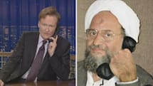 Al-Qaeda endorses... the Zune on Conan O'Brien