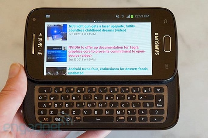 Samsung Galaxy S Relay 4G review: T-Mobile's QWERTY slider falls flat