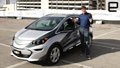 Taking a spin in the electrified Chevy Bolt EV