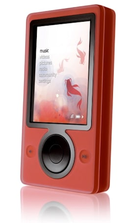 Red Zune coming on June 10th, try and contain your excitement