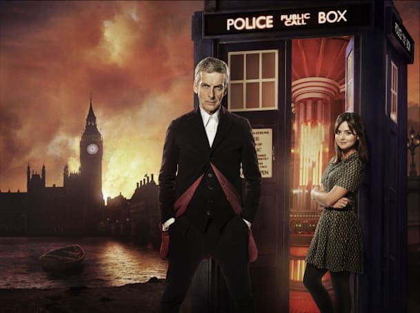 What's on your HDTV: 'Doctor Who', 'Bojack Horseman', 'Diablo III'