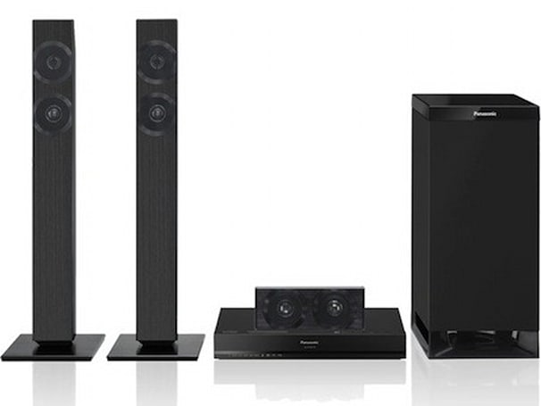 Panasonic reveals pricing for 2013 home theater systems, March availability