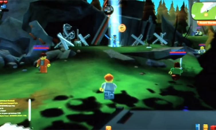 LEGO Universe gameplay footage full of 'imagination'