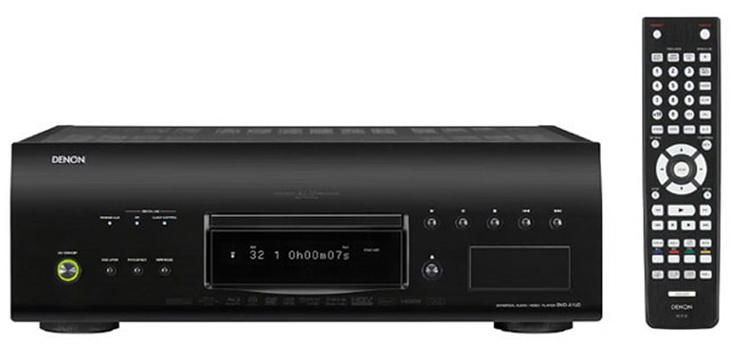 Denon delays Japanese delivery of its DVD-A1UD universal Blu-ray deck