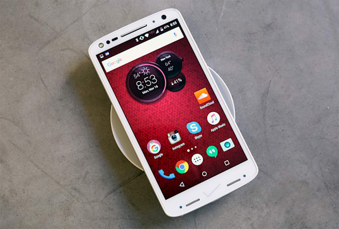 Droid Turbo 2 review: What it lacks in style, it makes up for in power