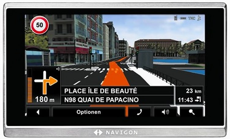 Navigon 8410 GPS debuts, packed full of features for the trendy Euro jet-set