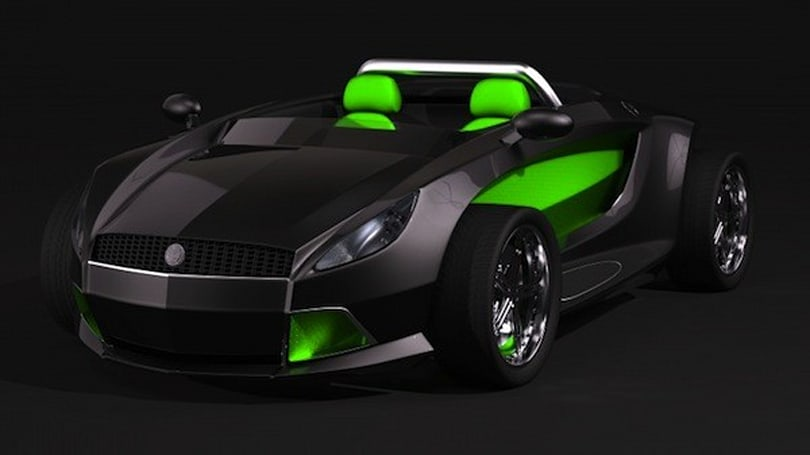 Has James Bond gone green? Bulletproof electric roadster in the works