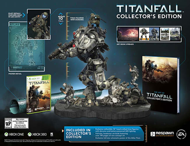 Xbox One Titanfall Edition Box The gallery for -->...