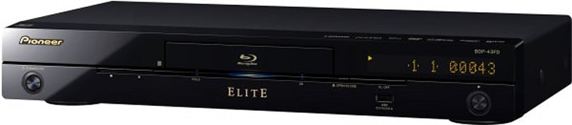 Pioneer's 3D Blu-ray compatible, Netflix streaming player triumvirate now shipping