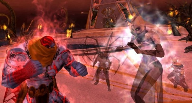 City of Heroes developer diary: Challenging the gods