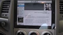 iPad gets fitted into car dashboard, makes you an instant carpooling superstar (video)