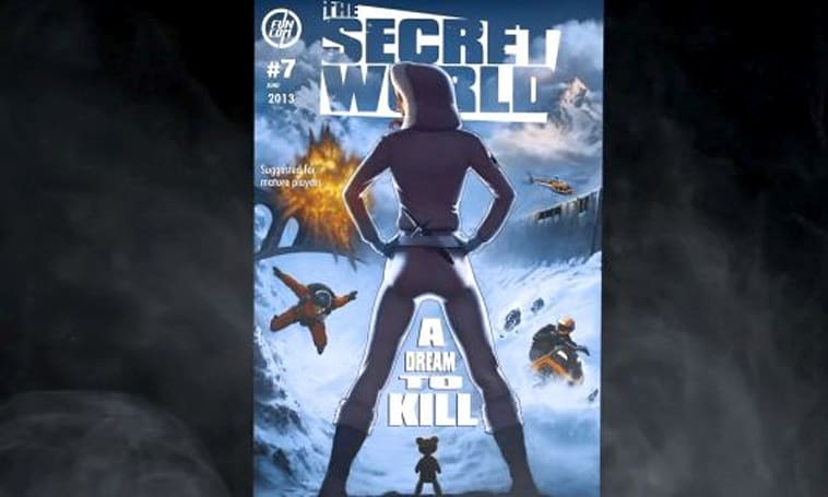 Issue #7 of The Secret World lets you be a secret agent