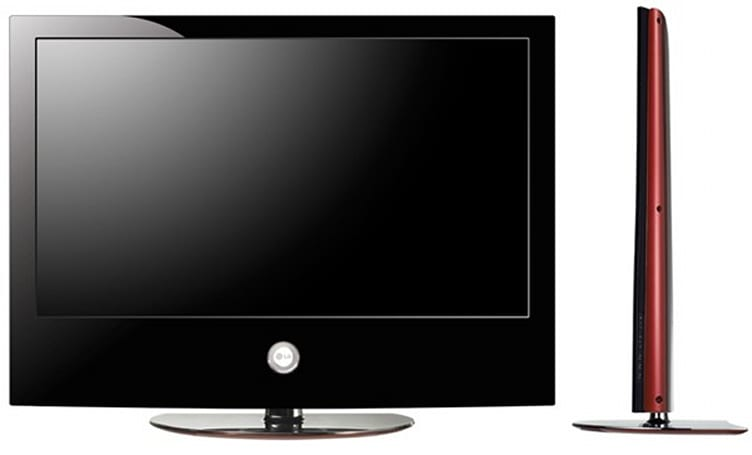 LG's 47-inch Scarlet 47LG60 LCD HDTV gets reviewed