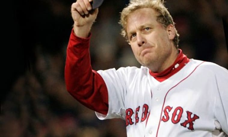 Curt Schilling might pay back debt by selling baseball memorabilia