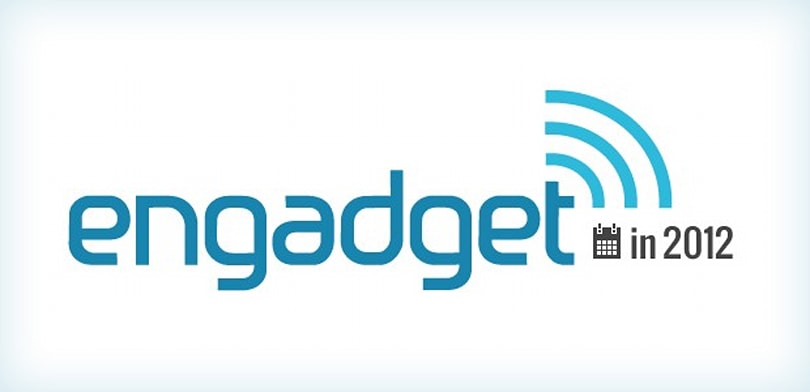 Engadget's top posts for 2012