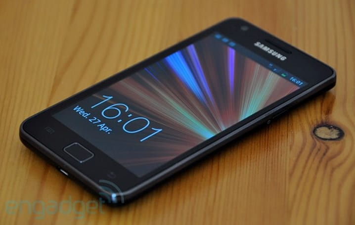 Galaxy S II does work and personal phone duties at once with Telefonica's Dual Persona service