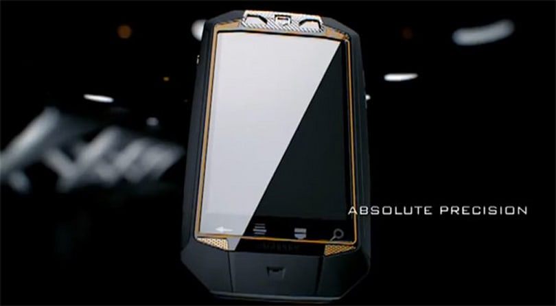 TAG Heuer's Racer smartphone wants to be as ostentatious and flashy as your supercar (video)