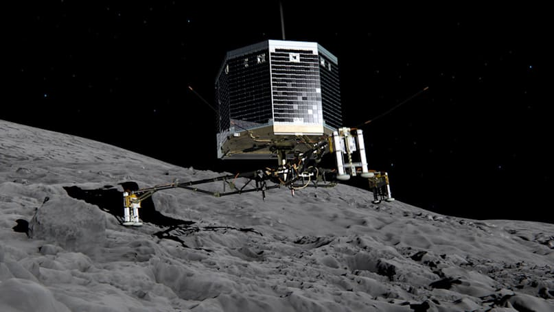 Philae delivered crucial comet data despite its bumpy landing