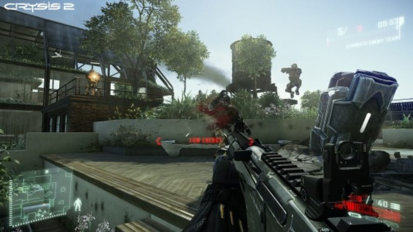 Crytek 'working to resolve' Crysis 2 multiplayer demo issues