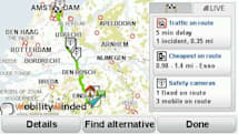 TomTom's new x50 user interface gets pictured