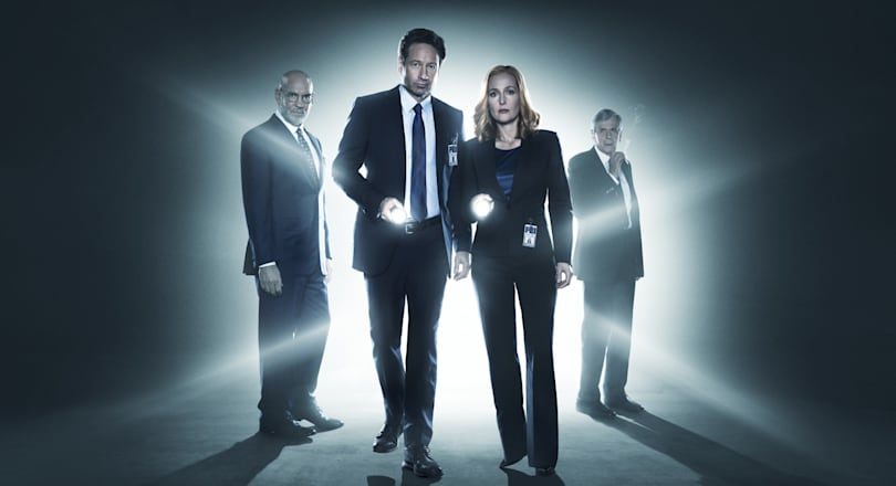 What's on your HDTV: 'X-Files,' 'Straight Outta Compton,' Marvel vs. DC