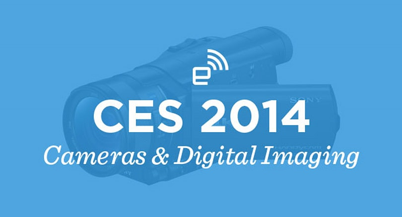 CES 2014: Cameras and digital imaging roundup