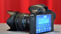 Samsung Galaxy NX review: an overpriced Android-powered mirrorless camera