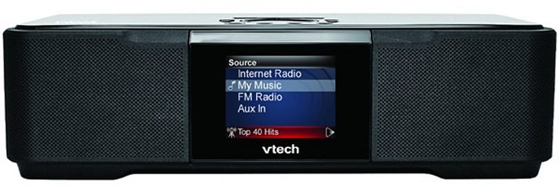 Engadget's recession antidote: win a VTech IS9181 WiFi radio!