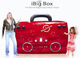 """The iBig Box inflatable """"Ipod"""" player makes us long for the sweet release of death"""