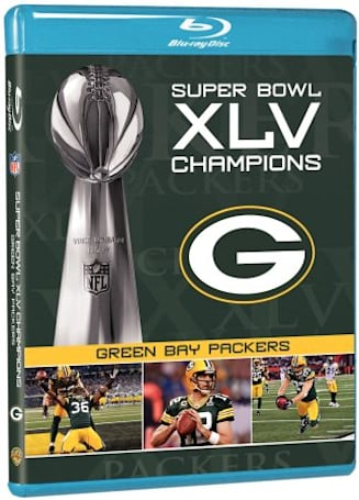 Super Bowl XLV Blu-ray hits shelves next week