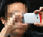 HTC One caught in the wild ahead of today's event