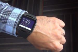 Qualcomm Toq Mirasol Smartwatch Hands-on
