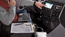Video: Ford offers 2009 F-150 with in-dash computer, printer, EVDO, GPS, and RFID tool tracking