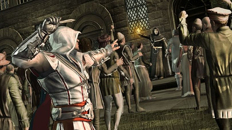 Assassin's Creed 2 'Bonfire of the Vanities' DLC comes Feb. 18