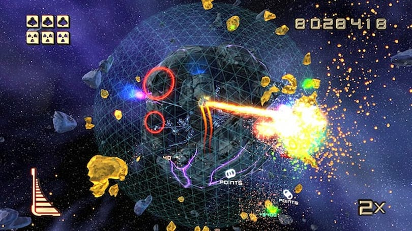 Super Stardust Ultra bringing new modes, planets to PS4