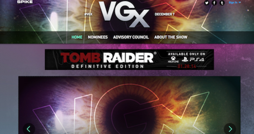 Ad suggests Tomb Raider: Definitive Edition for Xbox One, PS4