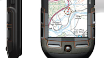 Satmap's Active 10 handheld GPS / mapping system