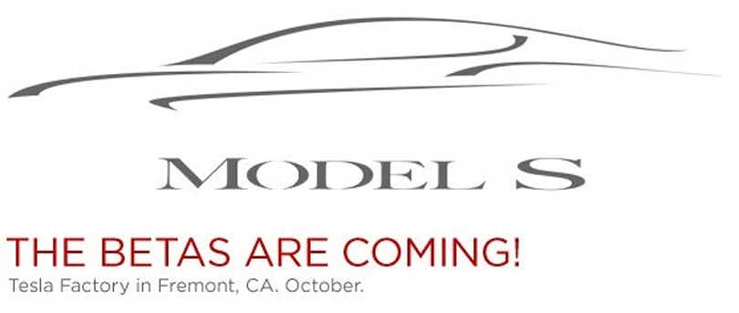 Take a spin in Tesla's Model S this October, if you can get past the velvet rope