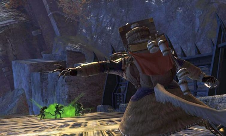 Mike O'Brien discusses the business of ArenaNet