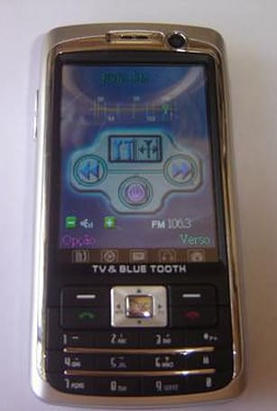 MP7 phone makes MP3 feel totally insignificant