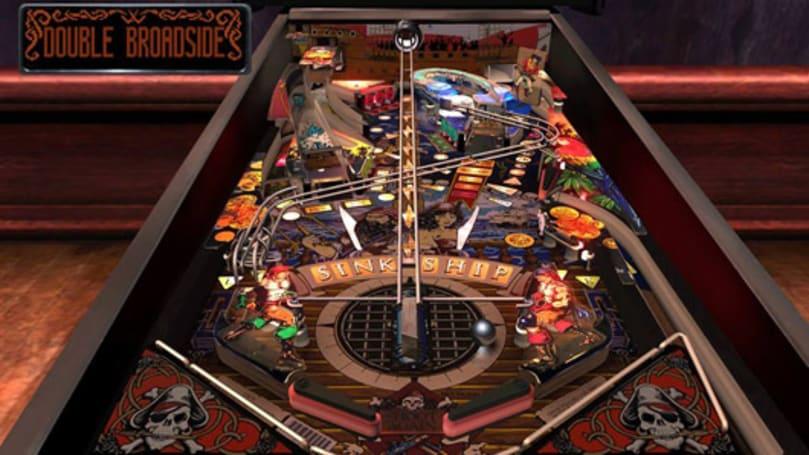 Pinball Arcade developer looking to create original tables