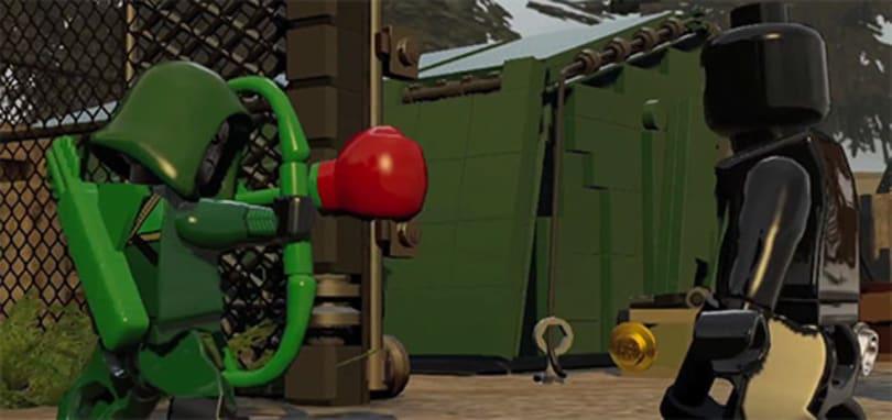 Arrow actor Stephen Amell stars in new Lego Batman 3 DLC