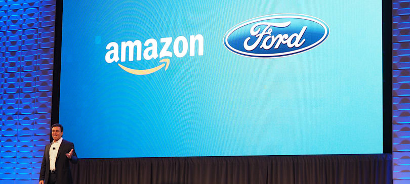Ford will let you talk to your car through Amazon Echo