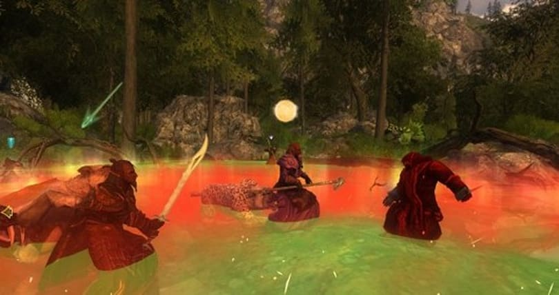 New LotRO dev diary details Update 10 instances