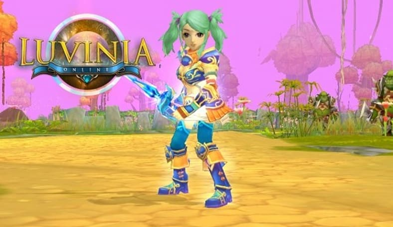 A look at Luvinia Online's Berserker and Watchman