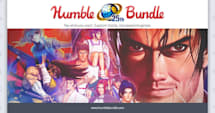 Play 19 SNK games in a browser via the Neo Geo Humble Bundle