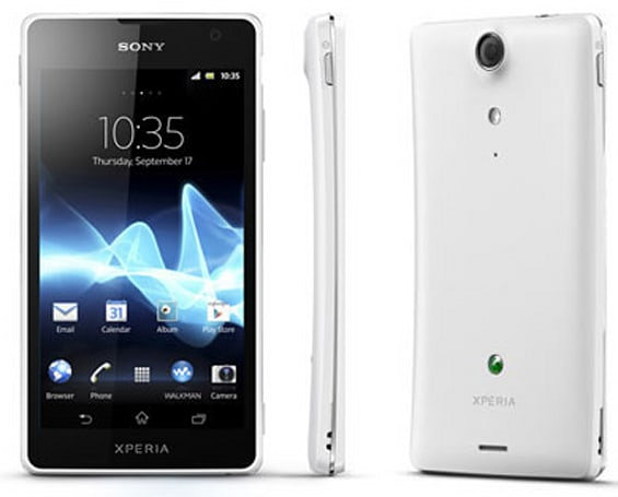 Sony Xperia GX makes Japan debut today