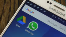WhatsApp for Android will use Google Drive to back up your data